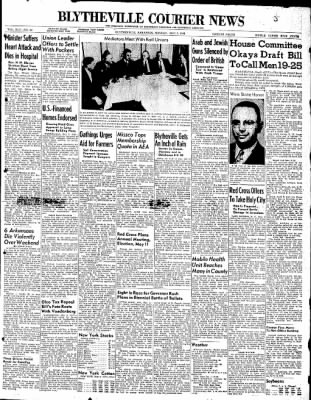 The Courier News from Blytheville, Arkansas on May 3, 1948 · Page 1