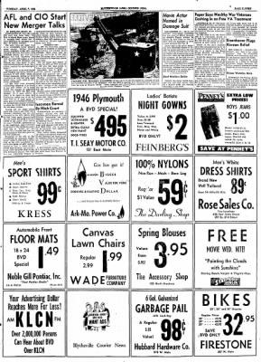The Courier News from Blytheville, Arkansas on April 7, 1953 · Page 11