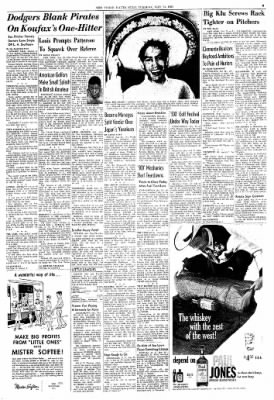 The Terre Haute Star from Terre Haute, Indiana on May 24, 1960 · Page 9