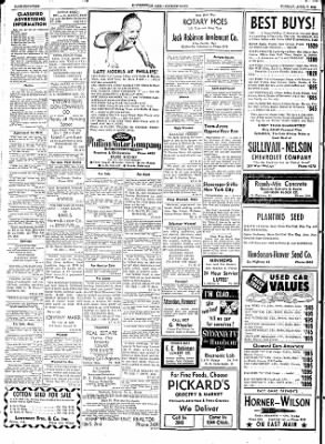 The Courier News from Blytheville, Arkansas on April 7, 1953 · Page 14