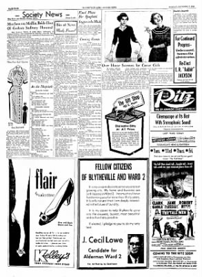 The Courier News from Blytheville, Arkansas on November 7, 1955 · Page 4