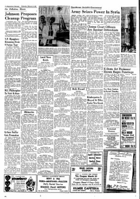 The Manhattan Mercury from Manhattan, Kansas on February 23, 1966 · Page 2