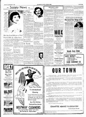 The Courier News from Blytheville, Arkansas on November 7, 1955 · Page 5