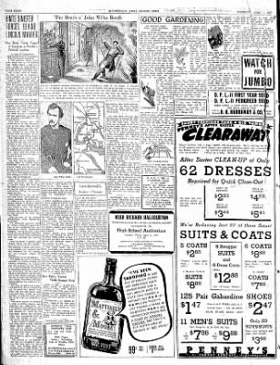 The Courier News from Blytheville, Arkansas on April 1, 1937 · Page 8