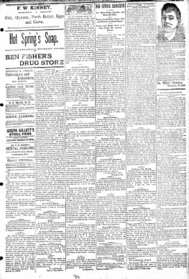 Logansport Pharos-Tribune from Logansport, Indiana on February 13, 1895 · Page 3