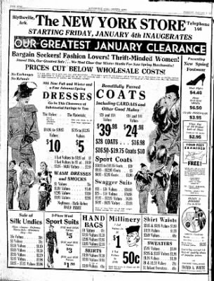 The Courier News from Blytheville, Arkansas on January 3, 1935 · Page 8