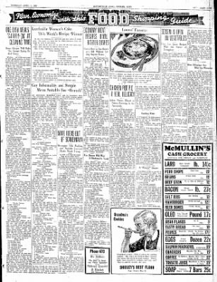 The Courier News from Blytheville, Arkansas on April 1, 1937 · Page 9