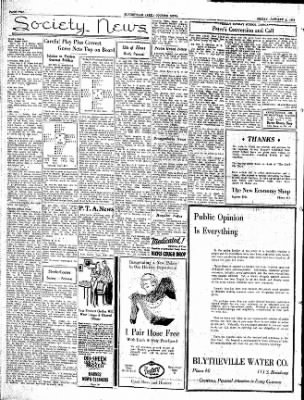The Courier News from Blytheville, Arkansas on January 4, 1935 · Page 2