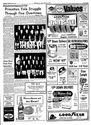 The Courier News from Blytheville, Arkansas on February 23, 1956 · Page 7