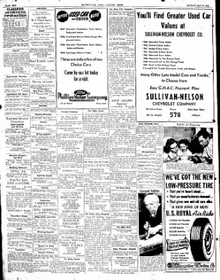 The Courier News from Blytheville, Arkansas on May 3, 1948 · Page 10