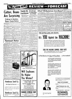 The Courier News from Blytheville, Arkansas on October 22, 1954 · Page 8