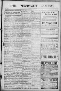 Sample Pemiscot Press front page
