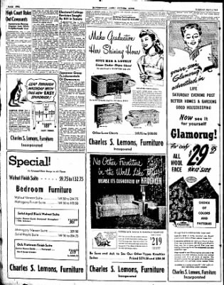 The Courier News from Blytheville, Arkansas on May 4, 1948 · Page 1
