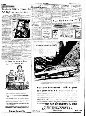 The Courier News from Blytheville, Arkansas on November 8, 1955 · Page 2