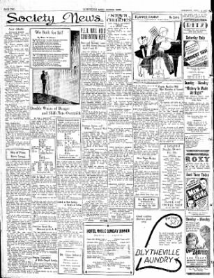 The Courier News from Blytheville, Arkansas on April 3, 1937 · Page 2