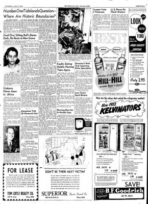 The Courier News from Blytheville, Arkansas on April 9, 1953 · Page 7