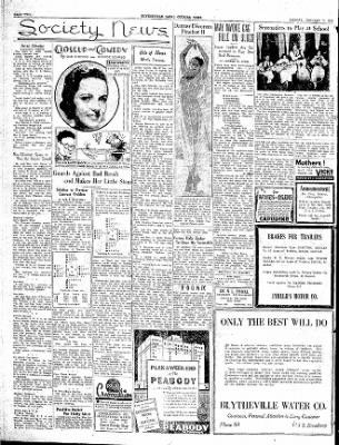 The Courier News from Blytheville, Arkansas on January 7, 1935 · Page 2
