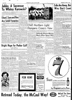 The Courier News from Blytheville, Arkansas on April 9, 1953 · Page 10