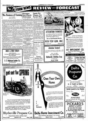 The Courier News from Blytheville, Arkansas on February 24, 1956 · Page 11