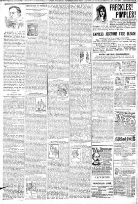 Logansport Pharos-Tribune from Logansport, Indiana on February 13, 1895 · Page 6