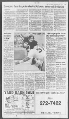 The Tampa Tribune from Tampa, Florida on December 7, 1985 · 40