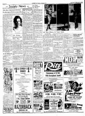 The Courier News from Blytheville, Arkansas on February 25, 1956 · Page 2