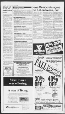 Sioux City Journal from Sioux City, Iowa on October 18, 1989 · 4
