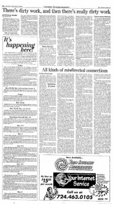 Indiana Gazette from Indiana, Pennsylvania on February 5, 1986 · Page 40