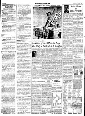 The Courier News from Blytheville, Arkansas on April 10, 1953 · Page 6