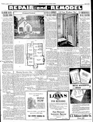 The Courier News from Blytheville, Arkansas on April 6, 1937 · Page 5