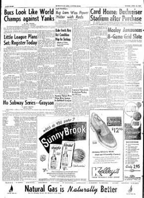 The Courier News from Blytheville, Arkansas on April 10, 1953 · Page 8