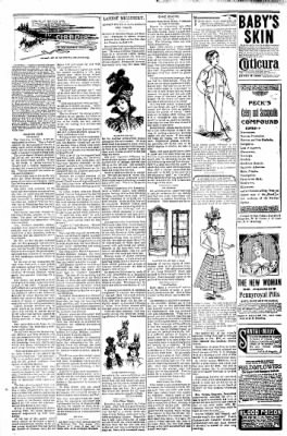 Logansport Pharos-Tribune from Logansport, Indiana on October 30, 1897 · Page 22