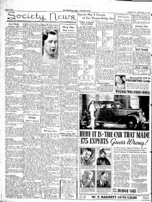 The Courier News from Blytheville, Arkansas on January 9, 1935 · Page 2