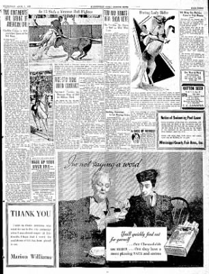 The Courier News from Blytheville, Arkansas on April 7, 1937 · Page 3