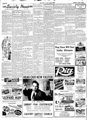The Courier News from Blytheville, Arkansas on April 11, 1953 · Page 2