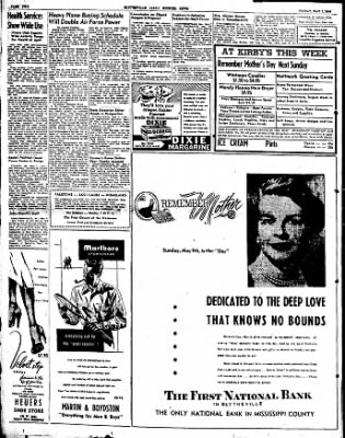 The Courier News from Blytheville, Arkansas on May 7, 1948 · Page 2