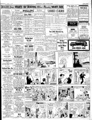 The Courier News from Blytheville, Arkansas on April 7, 1937 · Page 7