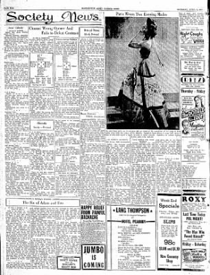 The Courier News from Blytheville, Arkansas on April 8, 1937 · Page 2