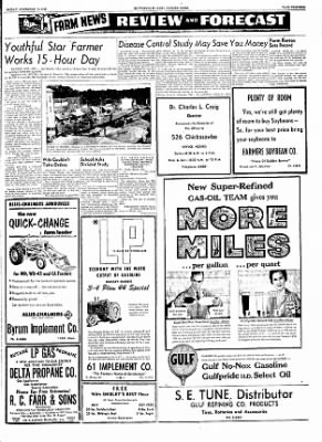 The Courier News from Blytheville, Arkansas on November 11, 1955 · Page 13