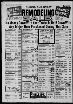 Cool The Dispatch From Moline Illinois On July 17 1959 20 Gmtry Best Dining Table And Chair Ideas Images Gmtryco