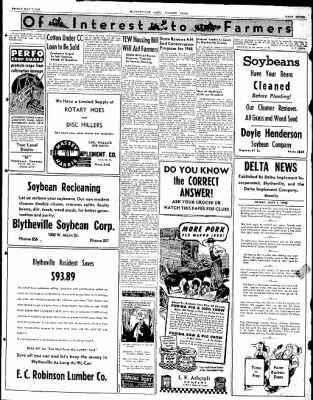 The Courier News from Blytheville, Arkansas on May 7, 1948 · Page 7