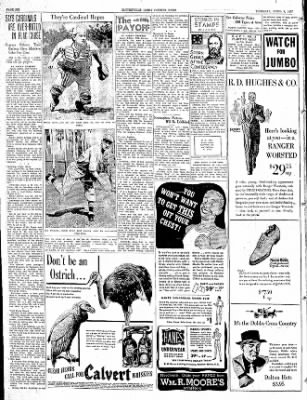The Courier News from Blytheville, Arkansas on April 8, 1937 · Page 6