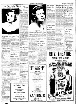 The Courier News from Blytheville, Arkansas on November 12, 1955 · Page 2
