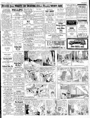 The Courier News from Blytheville, Arkansas on April 8, 1937 · Page 7