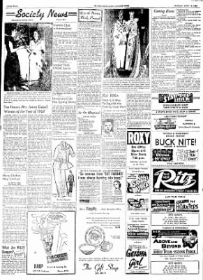 The Courier News from Blytheville, Arkansas on April 13, 1953 · Page 4