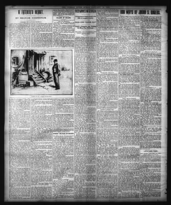 The Inter Ocean from Chicago, Illinois on January 13, 1901 · Page 4