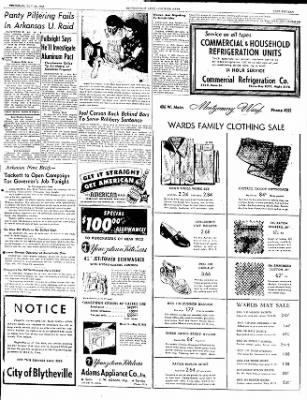 The Courier News from Blytheville, Arkansas on May 22, 1952 · Page 14