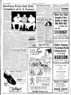 The Courier News from Blytheville, Arkansas on November 14, 1955 · Page 5