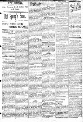 Logansport Pharos-Tribune from Logansport, Indiana on February 14, 1895 · Page 3