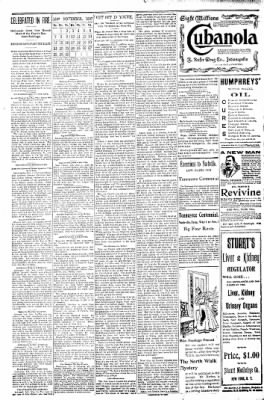 Logansport Pharos-Tribune from Logansport, Indiana on November 1, 1897 · Page 2